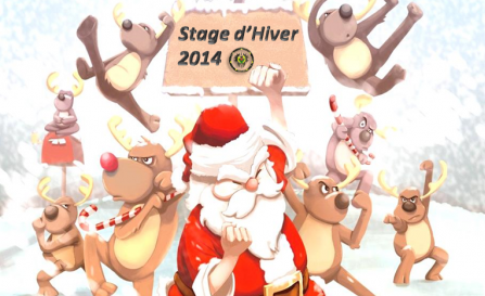 Stage d'hiver 2014