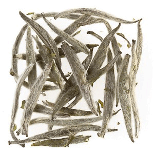 thé blanc yin zhen