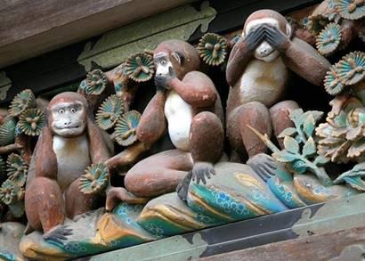 Singes Kyoto
