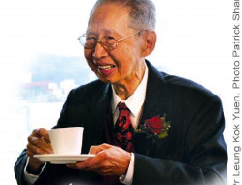 Le PR Leung Kok Yuen