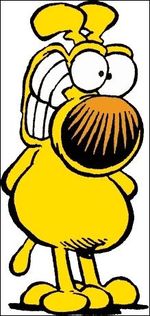chien jaune 2