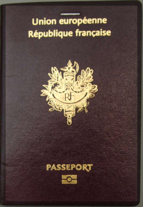 Passeport_Francais