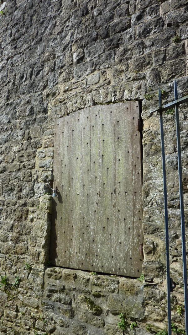 Fort Boulogne Porte douves 2