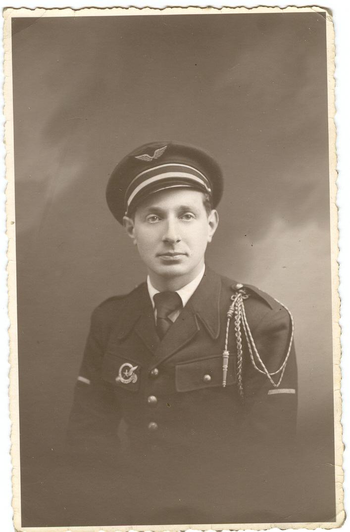 Roger Gaston, beau frère de Georges Charles et également grand résistant.