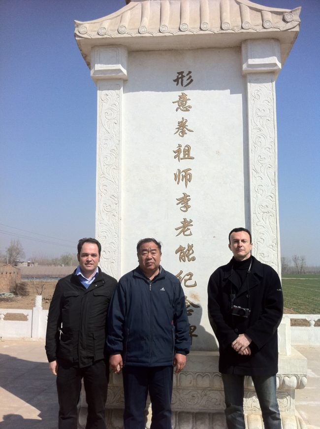 Stele Li Laoneng