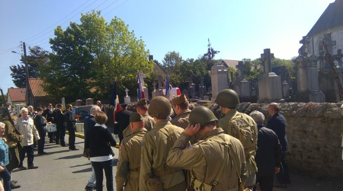 commemoration Georges Charles 1