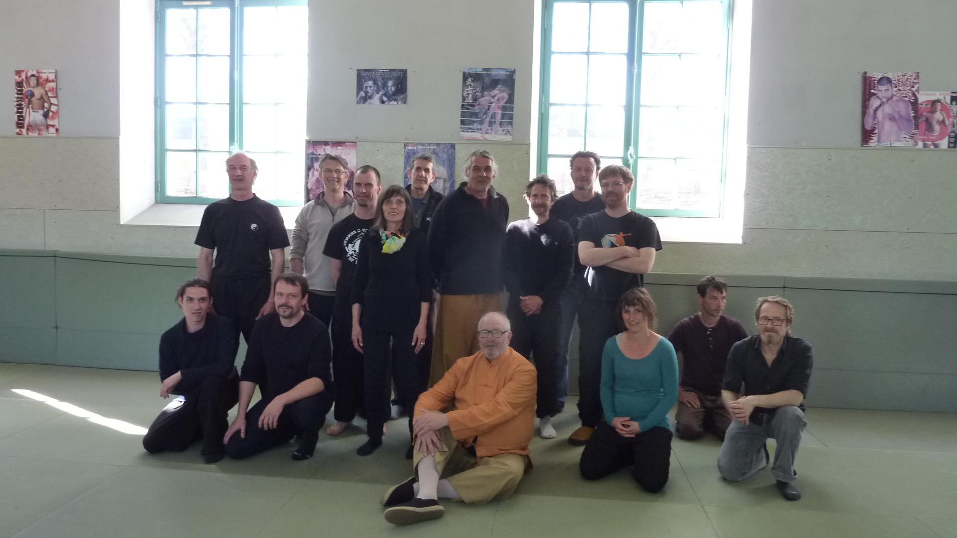 Groupe Arts Classiques du Tao Angers