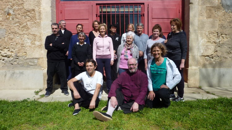 Groupe de Beziers stage WE
