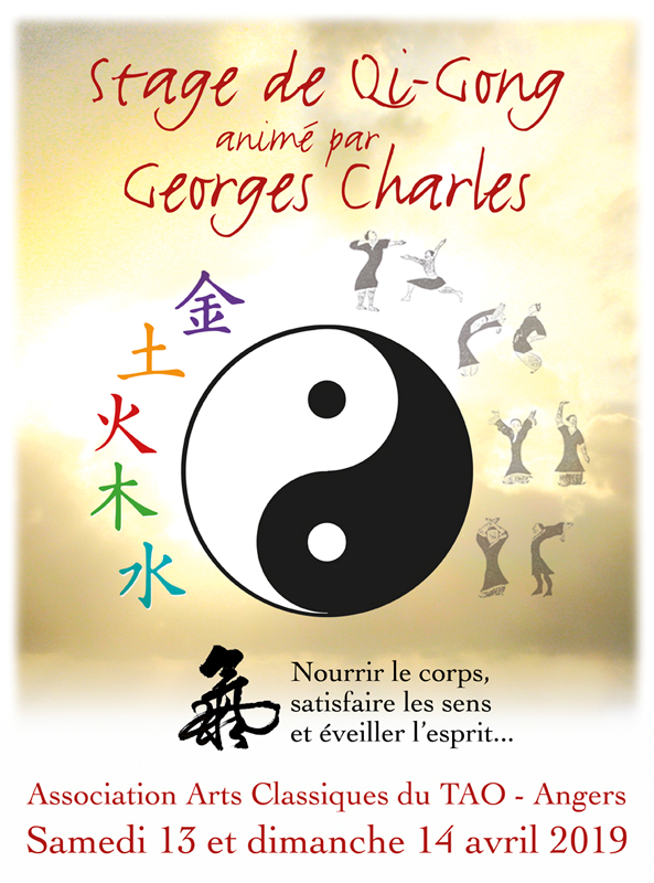 Stage Georges Charles Angers