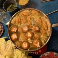 fondue japonaise