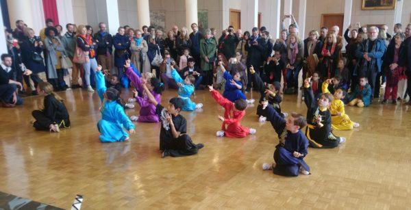 Wushu Brest enfants