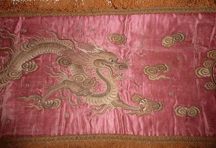 dragon et nuages champignons