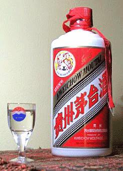 moutai alcool de sorgho