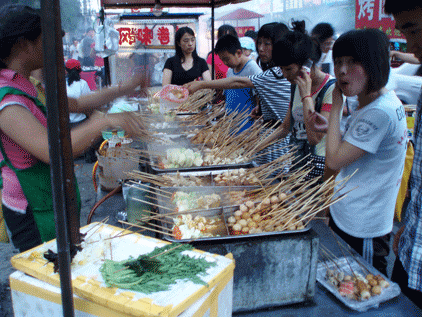 cuisine chinoise Guangdonc Zhou