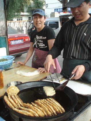 cuisine chinoise Jiucai 1
