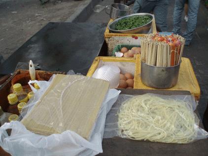 cuisine chinoise Kaolengmian 1