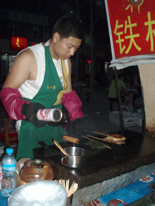 cuisine chinoise légumes 1
