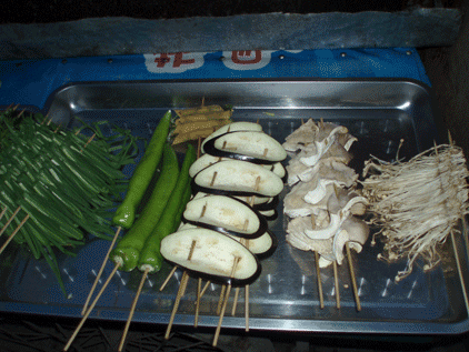 cuisine chinoise légumes 2