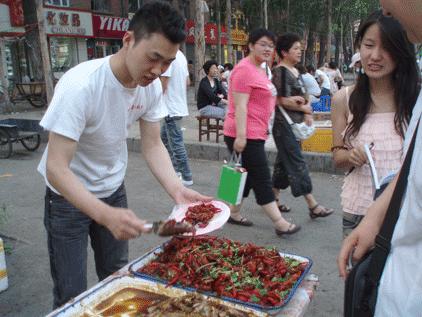 cuisine chinoise Xialongxia