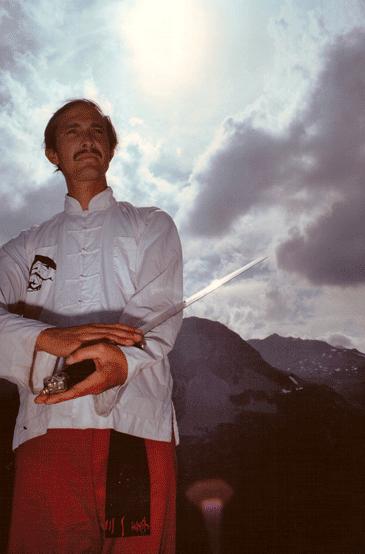 Georges Charles années 80