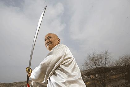 Yan Zijie Patriarche du Meihuazhang