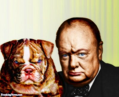 Winston-Churchill-and-his-Dog--112328