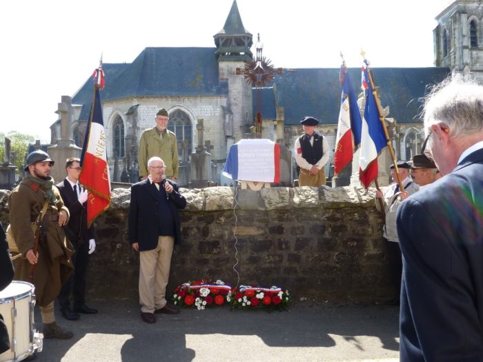 Discours Georges Charles petit fils