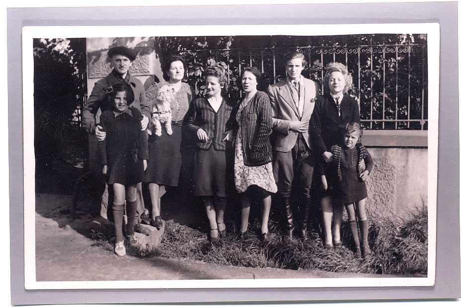 Famille Charles 1942