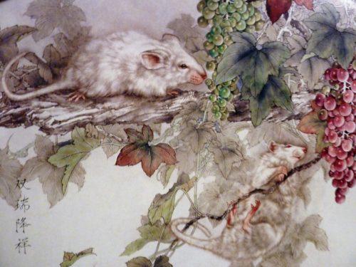 année du Rat de Métal