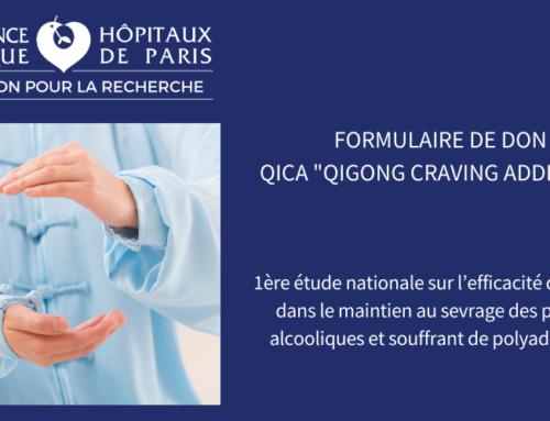 Soutenir la recherche : Qigong et polyaddictions à l'hôpital de la Pitié-Salpêtrière AP-HP