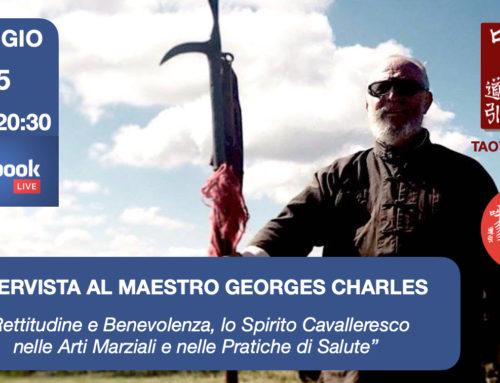 Interview exclusive de Georges Charles par Taoyin Modena